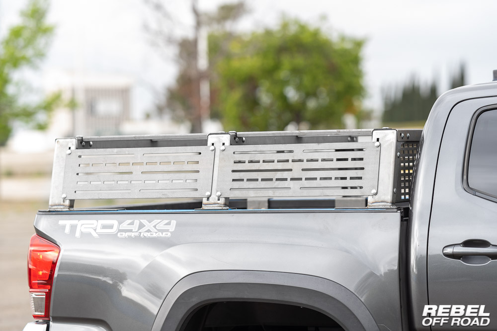 XPLOR Bed Rack Carrier plate