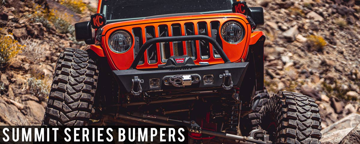 Summit Series Bumpers