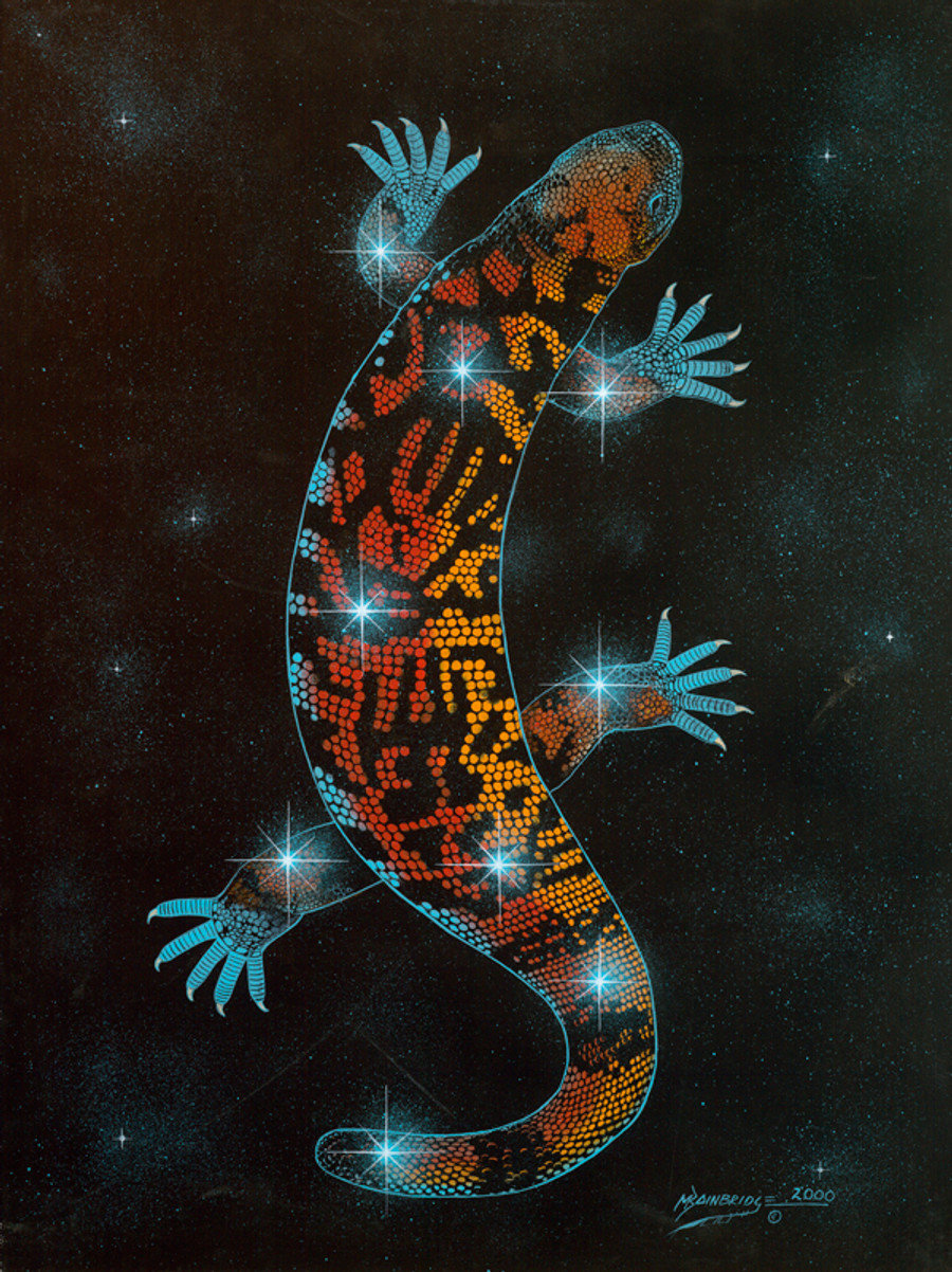 Gila Monster - Healer and Protector