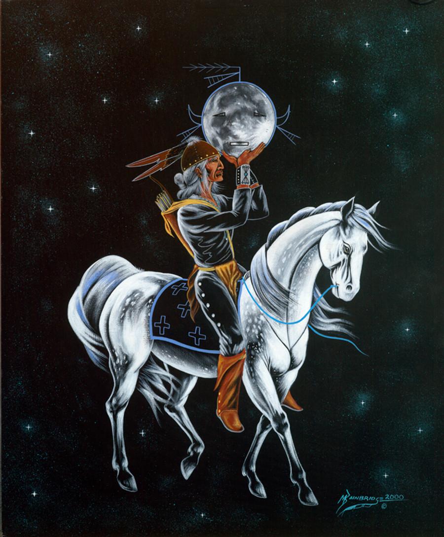 Tłéhonaa' éí - The Moon, Life Cycle Connection