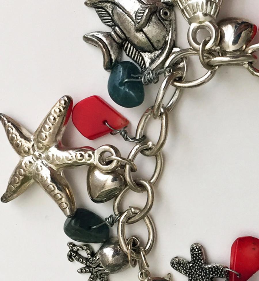 Darling Summer Silver Bracelet