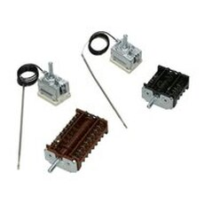 Ego Thermostat Kit. Function Selector Switch And Thermostat STV012959402