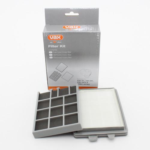 VAX Power 1 Cylinder HEPA filter kit 1-9-129038-00