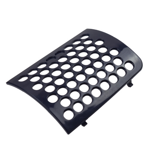 sebo exhaust filter cover dark blue for the sebo x4 extra 5711db