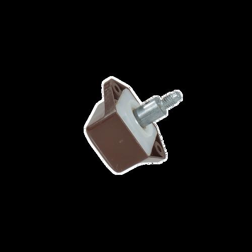 Push Button Operated Mini Catch W4 37885