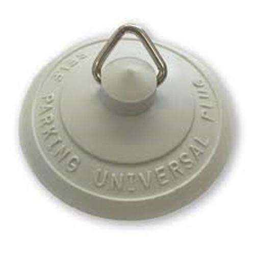 Universal Sink Waste Plug Self Seating W4 37894