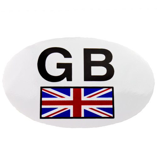 GB Small Sticker W4 37102