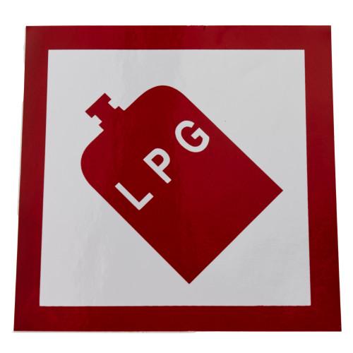 LPG Sticker (Pack of 25) W4 47101