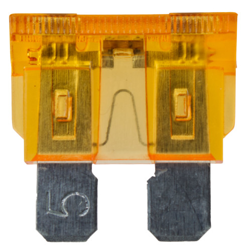 5A Blade Fuse x3 with LED Indicator W4 37045