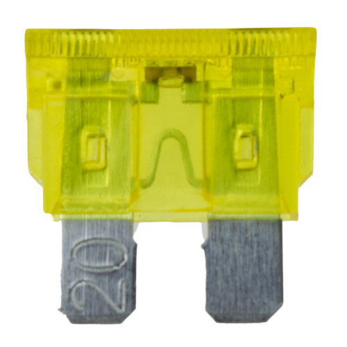20A Blade Fuse x3 with LED Indicator W4 37049