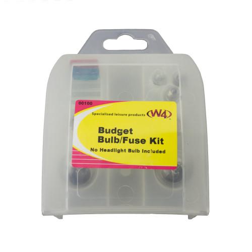 Budget Bulb-Fuse Kit W4 00100