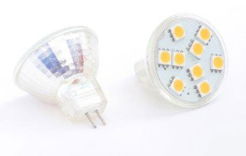 LED MR11 12v Dichroic Bulb 140 Lumens W4 37064