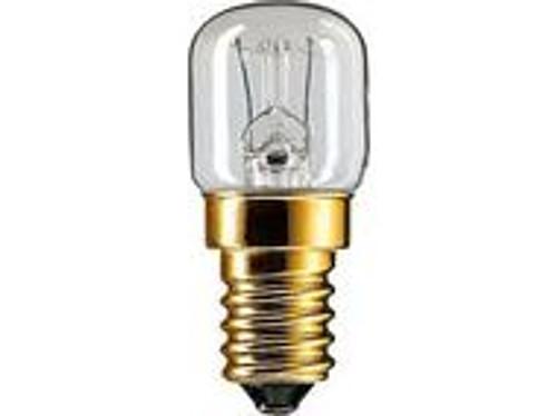 25w Oven Lamp 300 Deg SES Bell 02432