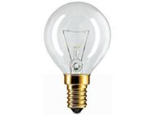 40w Oven Lamp 300 Deg SES Bell 02433