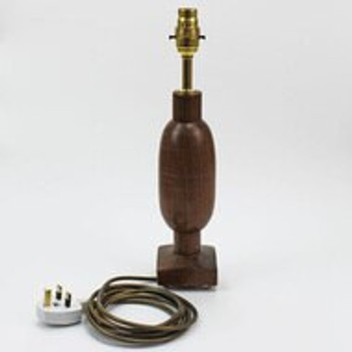Lamp Kit 7 with Raised Brass Switched Lampholder KIT7