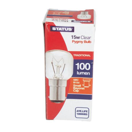 15W SBC Pygmy Lamp PLU46836