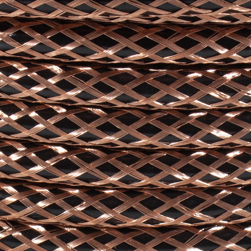 Copper Braided Round Cable 3 Core 2166364