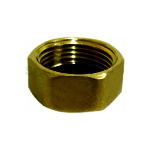 "3/4"" Compression Blanking Nut For Fill Taps PLM9029"