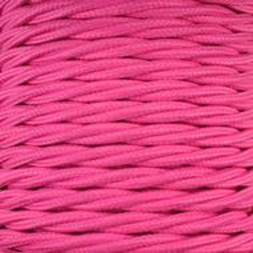 3 Core Braided Pink Individually Twisted 0.75mm 34AR6/3 PLU55595
