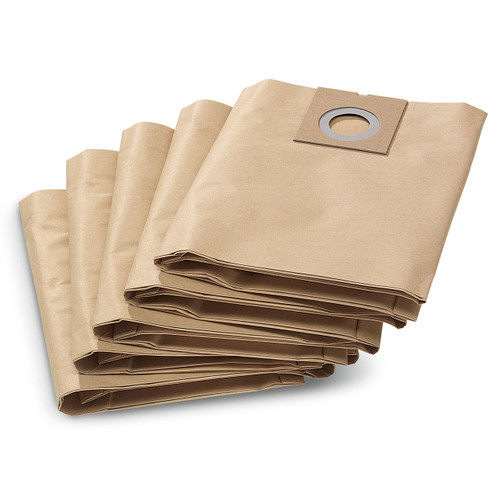 Karcher Vacuum Bags For The NT27/1 pack of 5 69042900