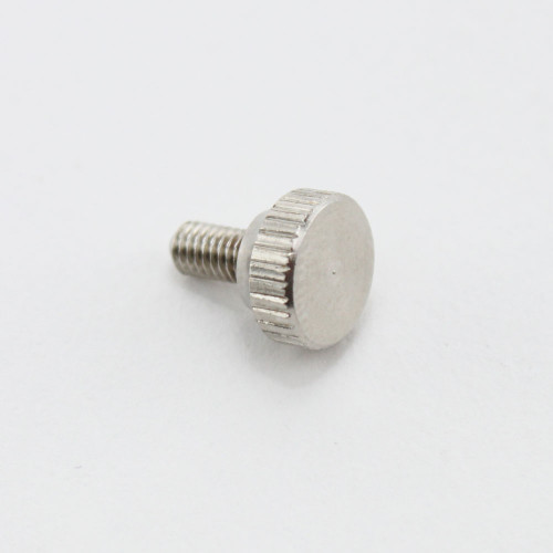 Ceiling Plate Grub Screw Chrome Plated Single [2175966]