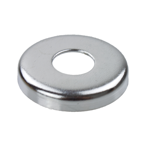Chrome Nut Cover for 10mm Backplates 7572
