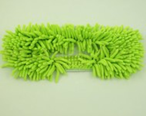 Dust Up Replacement Microfibre Fringe [55552] (lime)
