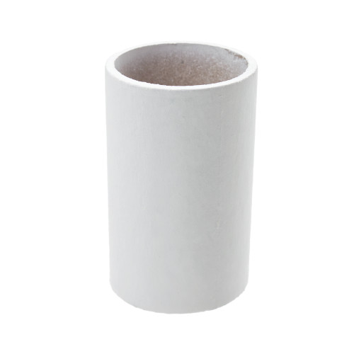 Plain White Candle Tube Cover  32 x 60mm [3047101]