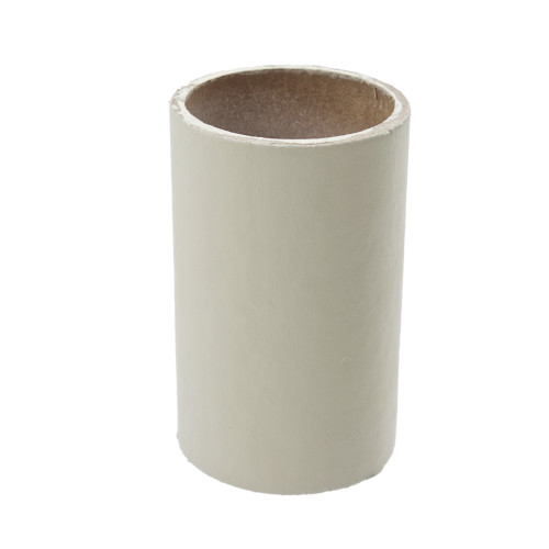 Plain Ivory Candle Tube Cover 32 x 60mm [3047100]