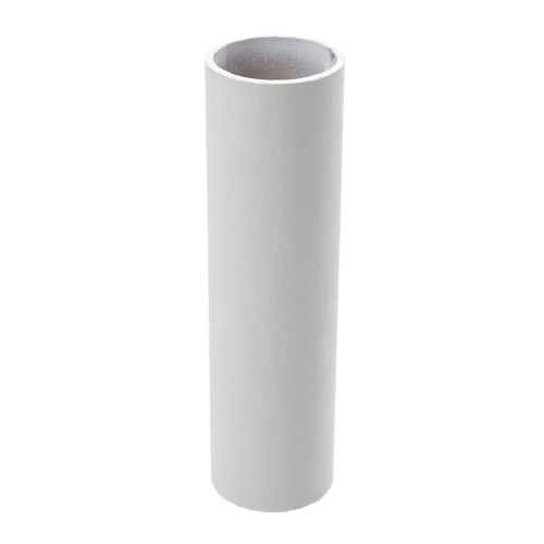 Plain White Candle Tube Cover 24 x 100mm [3037426]