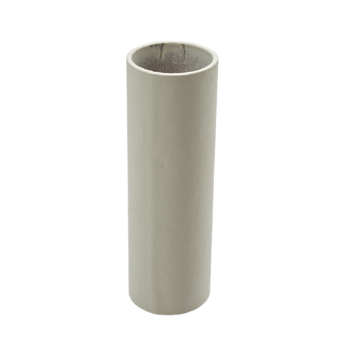 Plain Ivory Candle Tube Cover 24 x 85mm [3037255]