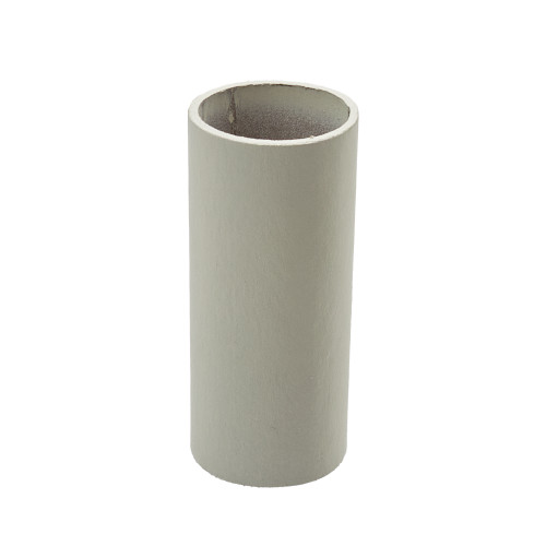 Plain Ivory Candle Tube Cover 24 x 65mm [3037247]