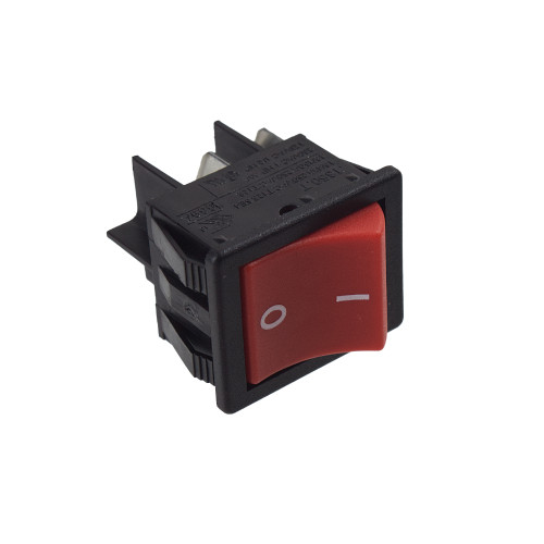 Numatic On/Off Switch Red Genuine 220552