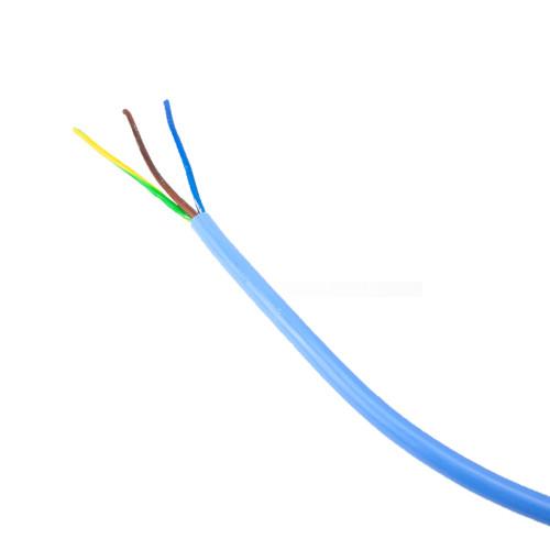 Blue 3 Core Flex Round 0.75mm [3323928]
