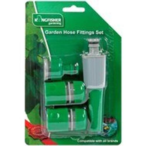 Garden Hose Nozzle Set 3960024
