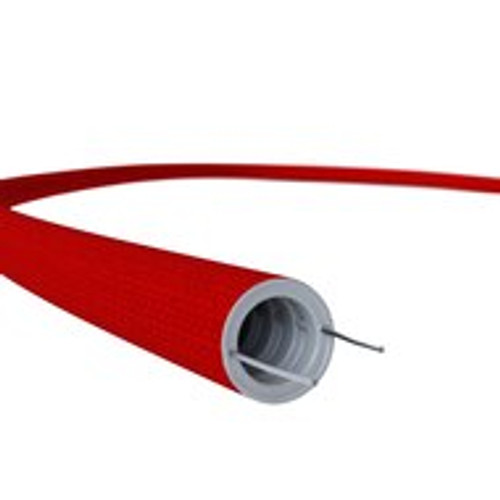Red Braided Flexible 16mm Conduit 3574029
