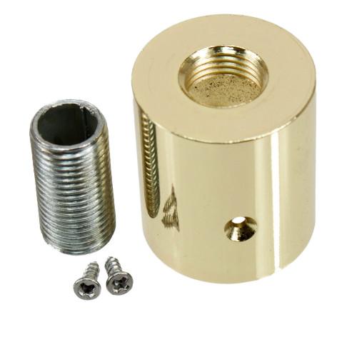 Brass Metal Terminal For Braided 16mm Flexible Conduit 3574033
