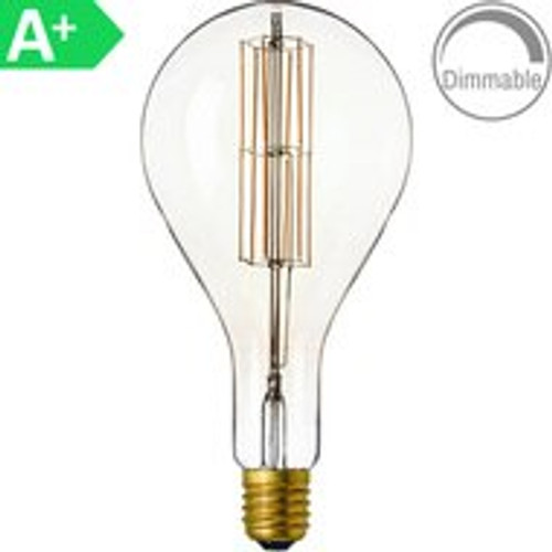 Giant 8w ES Antique Amber LED Filament 4297820