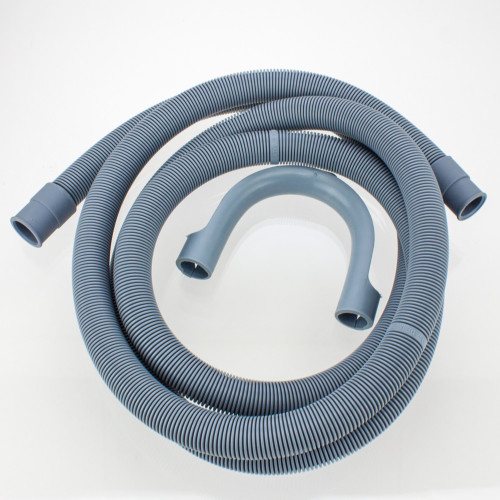 Appliance Drain Hose 2.5m Long With 19mm & 22mm Ends PLU1253DS