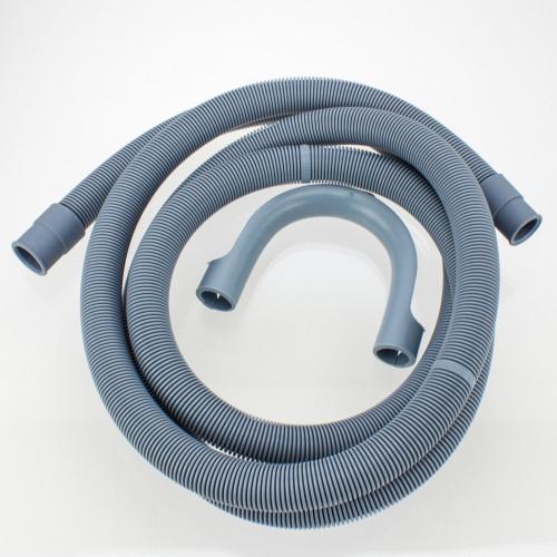 Appliance Drain Hose 2.5m Long With 19mm & 22mm Ends PLU1253DS