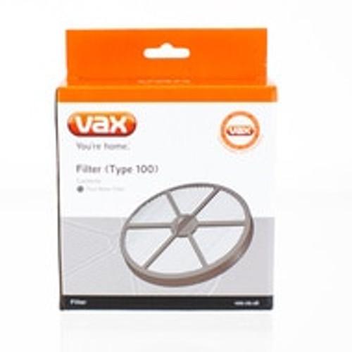 Vax Type 100 Post Motor Filter 4508562