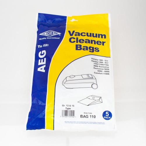 AEG Vacuum Bag PLU12463