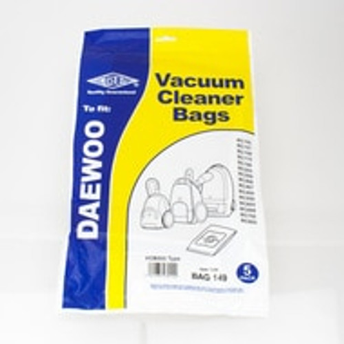 Daewoo Vacuum Bags VCB005 Copy PLU40868
