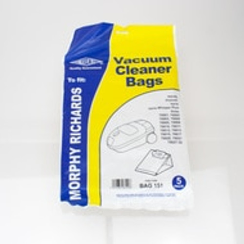 Morphy Richards Copy Vacuum Bags Handy Premiair PLU63770