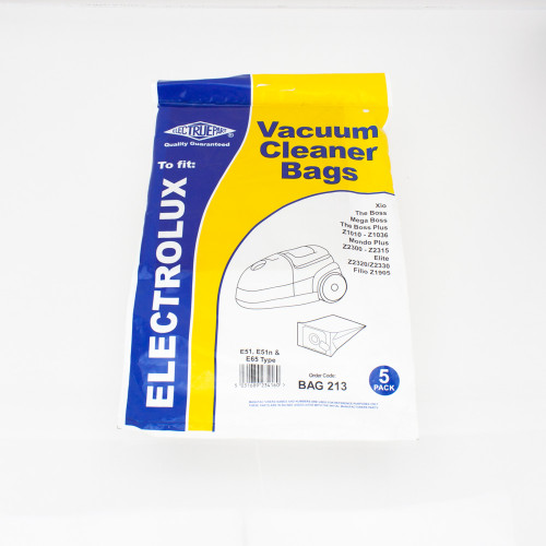 Electrolux E51 Copy Dust Bag PLU63580