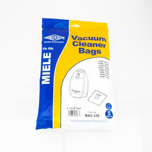 Miele Vacuum Bag Copy PLU98916