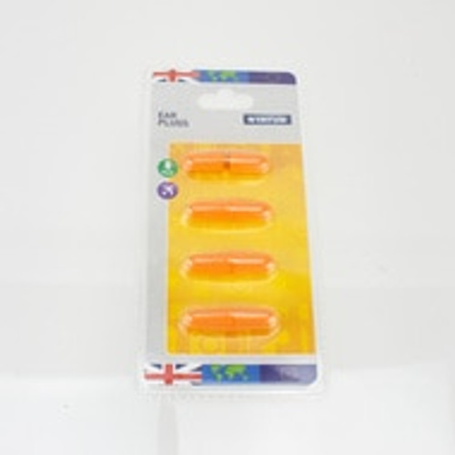 Travel Foam Ear Plugs- 8 Pack 4674224