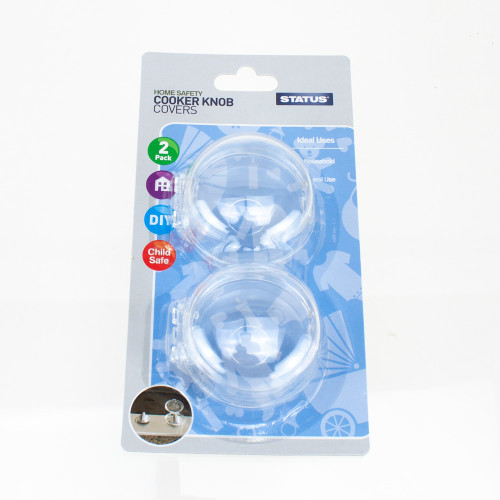 Status Cooker Knob Protector- Clear 4674216