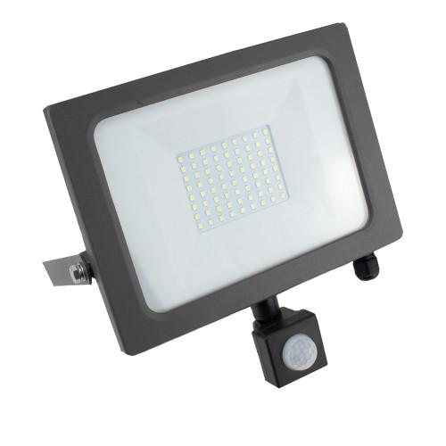 Status  Tivoli - 50w LED Flood Light with PIR 4674211