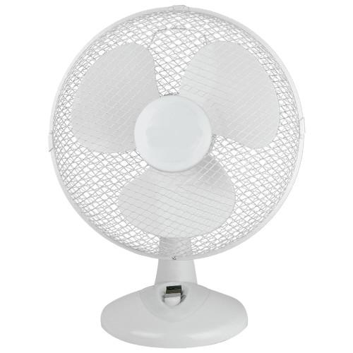 """Status 16"""" Desk Fan White 4685734"""